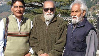 Photo of नहीं रहे वरिष्ठ कवि आलोचक श्रीनिवास श्रीकांत