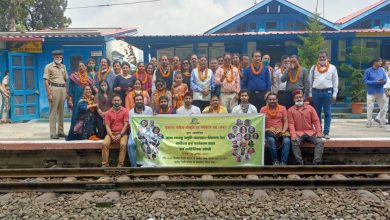 Photo of भलकु स्मृति कालका-शिमला रेल यात्रा में इस तरह रहा साहित्य सफर