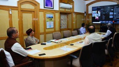 Photo of हिमाचल में मंत्रिमंडल के जानें अहम फैसले…