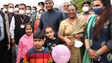 Photo of भारत के पहले नागरिक शिमला में..