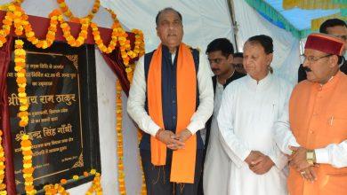 Photo of मुख्यमंत्री ने बल्ह विधानसभा क्षेत्र के लिए 172.10 करोड़ रुपये की परियोजनाओं के लोकार्पण और शिलान्यास किए